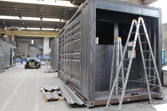 Smart kontajnery ako súčasť inovatívneho strojárstva!