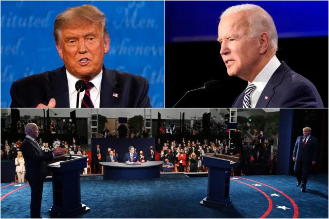 Nakazený Trump sa nechce zúčastniť druhej debaty s Bidenom. Vadí mu, že má byť virtuálna