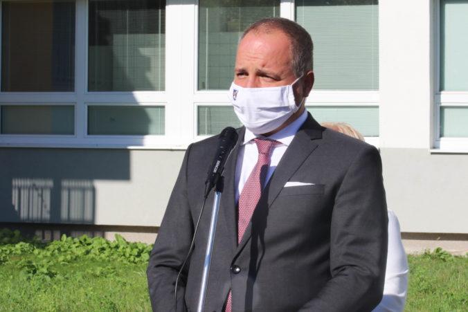 Župan Droba vyzýva vládu, aby do plánu obnovy Slovenska zapojila aj regióny
