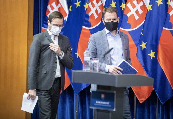 Zasadala pandemická komisia, Matovič hovorí o katastrofe a budú aj ďalšie opatrenia proti COVID-19 (video)