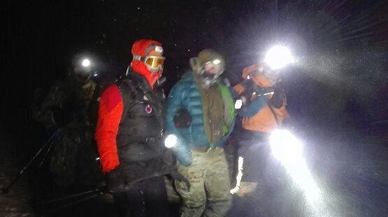 V Jamníckej doline sa stratil turista, nočné pátranie horských záchranárov malo úspešný koniec