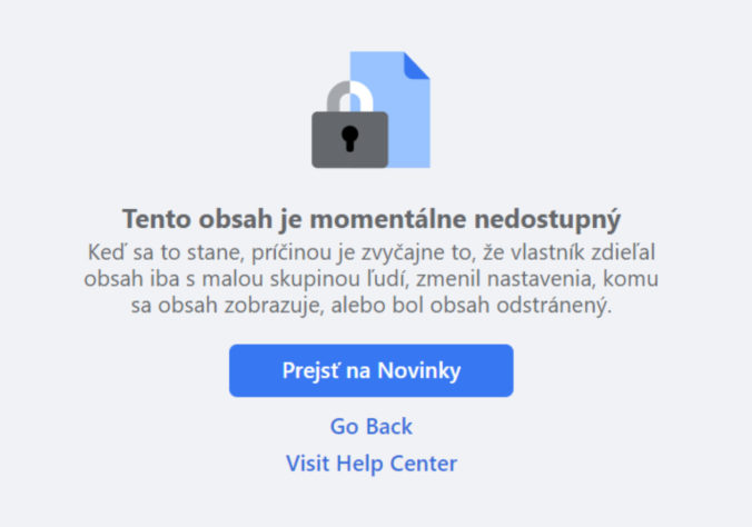 Facebook zrušil stránku Bádateľ, ktorá šírila hoaxy