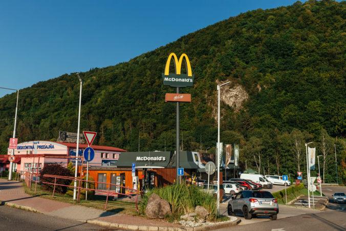 McDonald's je na Slovensku už štvrťstoročie