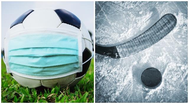 Slovenský futbalový aj hokejový zväz rušia pre COVID-19 všetky súťaže, odohrajú sa iba tie najvyššie