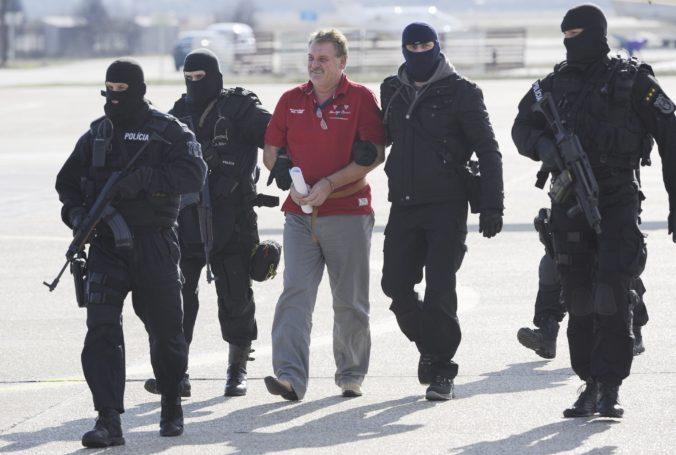 Viliam Mišenka si odsedí dvadsať rokov vo väzení v Rakúsku, rozhodol tamojší súd