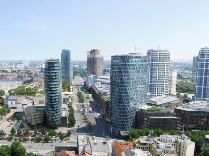HB Reavis je najväčší developer kancelárskych priestorov v EÚ!