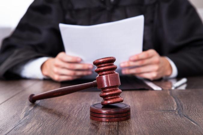 Súdna úradníčka by si mala pre drogy odsedieť sedem rokov, môže sa však ešte odvolať