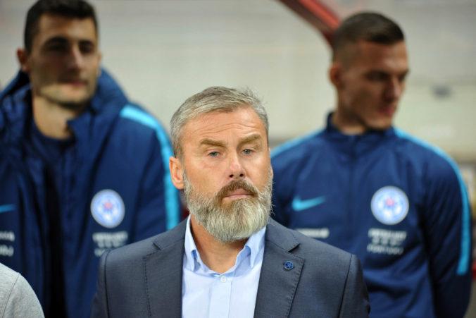 Pavel Hapal končí na poste trénera futbalovej reprezentácie Slovenska
