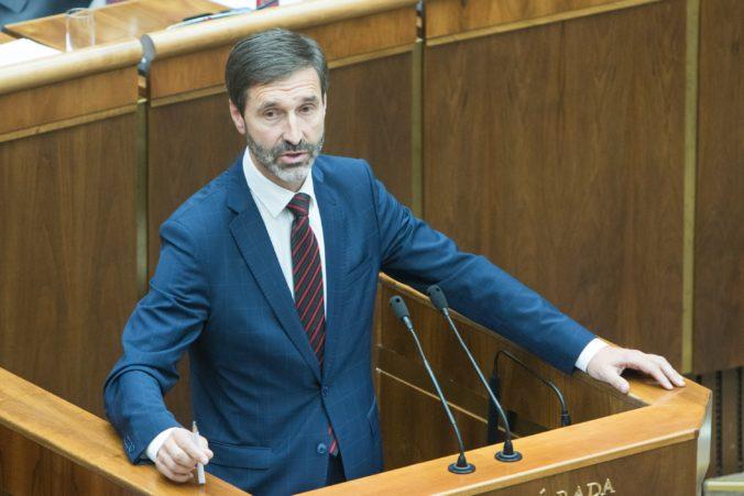 Na najbližšej schôdzi majú poslanci voliť nového predsedu parlamentu,Smer-SD navrhol Blanára