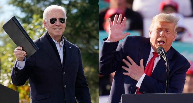 Trumpa s Bidenom čaká posledná debata, organizátori im budú radšej vypínať mikrofóny