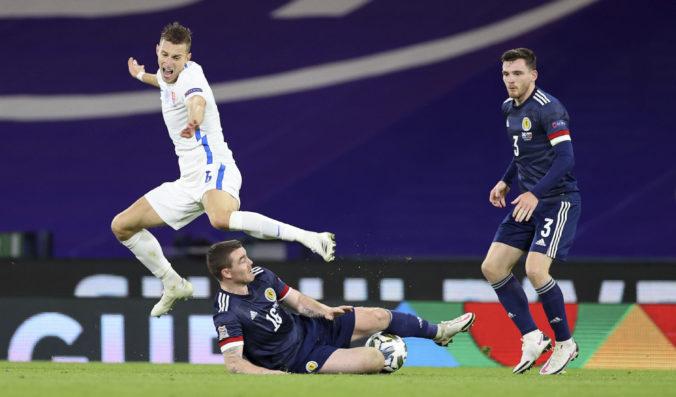 Slovenská futbalová reprezentácia si pohoršila v rebríčku FIFA