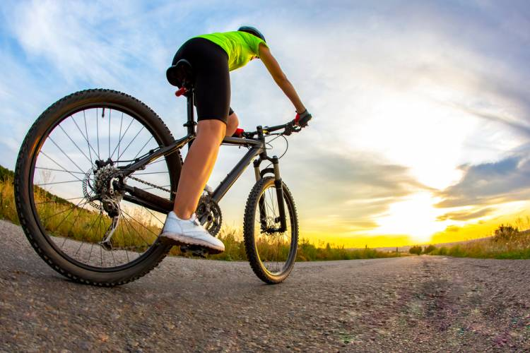 Zvýšený záujem o cyklistiku bol u nás viditeľný