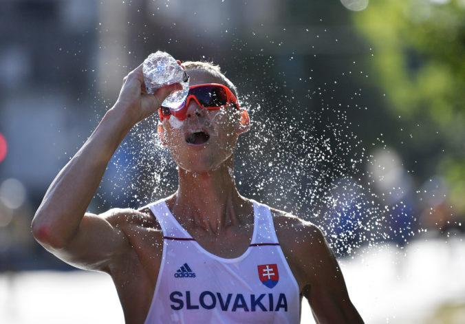 Fantastický Matej Tóth splnil limit na olympiádu, v Dudinciach dosiahol svetový výkon roka