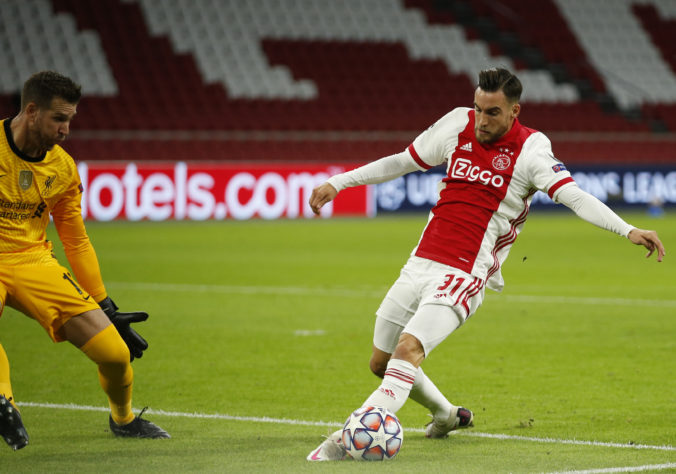 Ajax v holandskej lige naložil súperovi, čo sa doňho zmestilo a prekonal svoj bradatý rekord