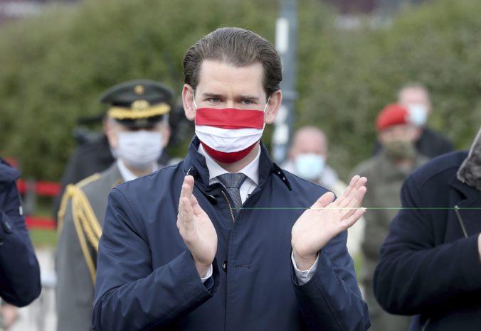 Rakúsko zvažuje druhý celoštátny lockdown, zažíva masívny exponenciálny rast prípadov koronavírusu