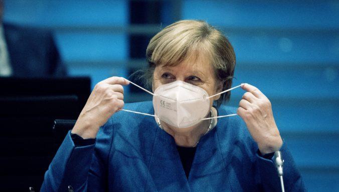 Koronavírus láme v Nemecku rekordy, Merkelová chce zavedenie čiastočného lockdownu