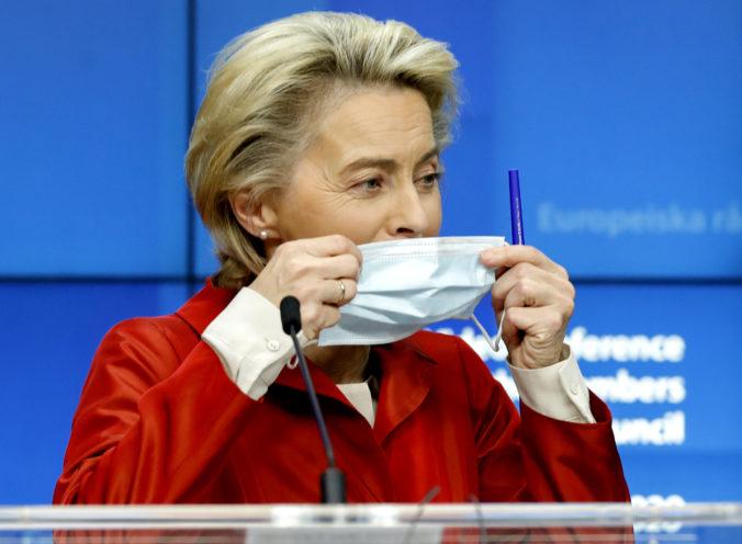 Leyenová podporila hromadné testovanie národov, lídri krajín EÚ sú za zachovanie otvorených hraníc