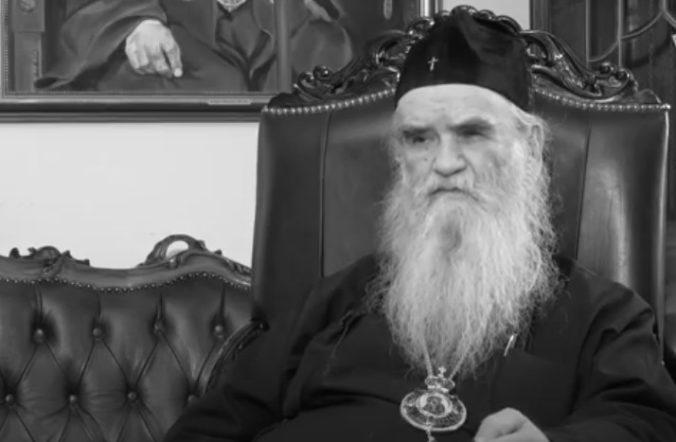 Zomrela hlava srbskej pravoslávnej cirkvi, Radovič podľahol následkom koronavírusu