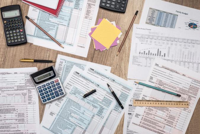 Daňové priznanie podalo v termíne do 2. novembra takmer 99 percent daňovníkov