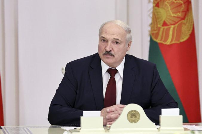 Bieloruský prezident Alexander Lukašenko sa dostal na sankčný zoznam Európskej únie