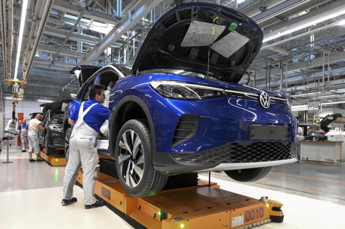 Volkswagen chce investovať do závodu v Bratislave približne miliardu eur