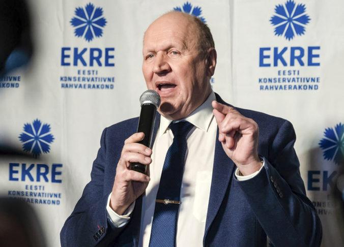 Estónsky minister vnútra adresoval Bidenovi ostré slová, pre svoje výroky nakoniec rezignoval