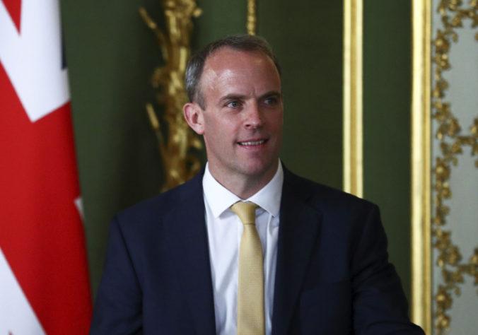 Británia po vyhostení jej diplomatov z Minska podnikla odvetu a vyhostila bieloruských diplomatov