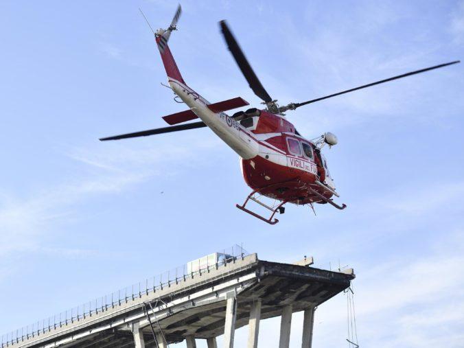 Talianska polícia stíha šesť manažérov diaľničnej spoločnosti v súvislosti so zrútením mosta v Janove