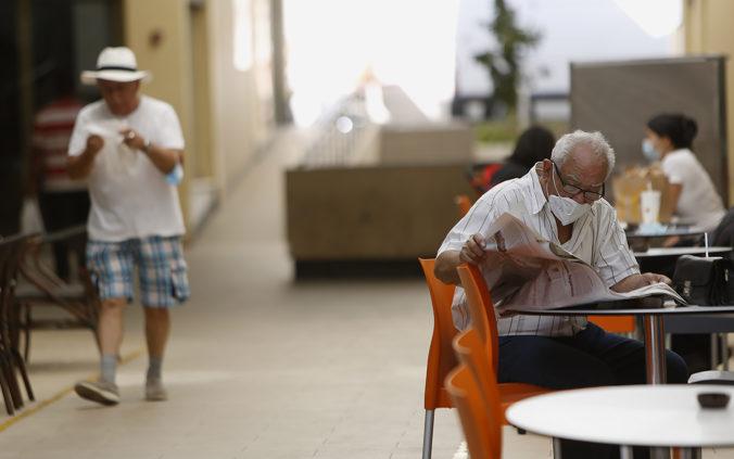 Juhozápad Cypru vstupuje do tvrdej fázy lockdownu, najviac zasiahnuté okresy nemôžu ľudia prekročiť