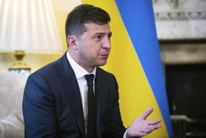 Ukrajinského prezidenta Zelenského hospitalizovali, do nemocnice nastúpil pre lepšiu starostlivosť
