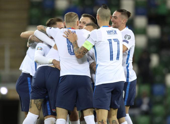 Ďuriš bude na víťazný gól proti Severným Írom dlho spomínať. Bolo to o bojovnosti, vraví