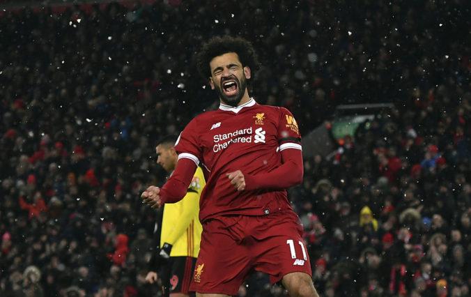 Útočník Salah z FC Liverpool má COVID-19, reprezentácia Egypta sa musí zaobísť bez svojej hviezdy