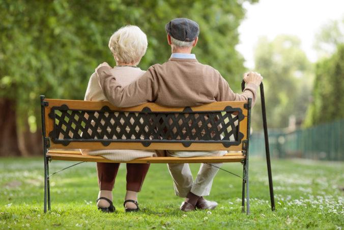 Penzistov na Slovensku za desať rokov pribudlo vyše stotisíc, ukazujú štatistiky