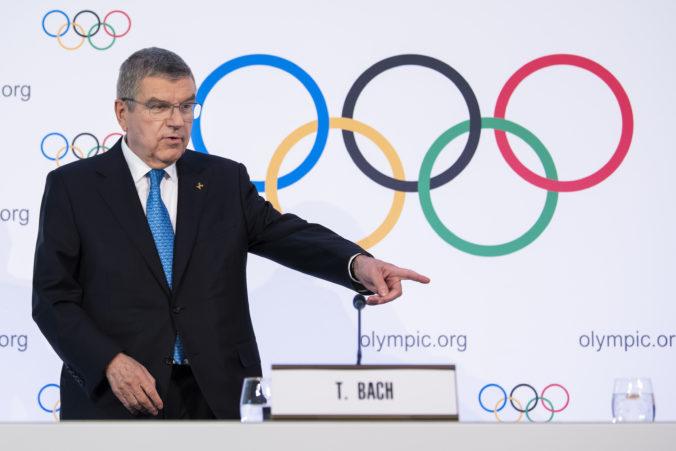 Očkovanie pred olympiádou v Tokiu nebude povinné, korigoval svoje slová Thomas Bach
