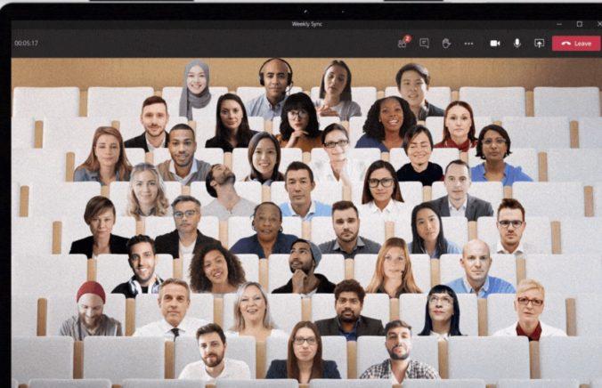 Prieskum Microsoftu: Takmer trom štvrtinám zamestnancov pracujúcim na diaľku vzrástol prudko počet online stretnutí. Priemerne stíhajú tri denne