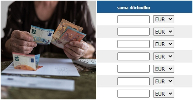 Trinásty dôchodok bude od 50 do 300 eur. Vypočítajte si, koľko dostanete (kalkulačka)