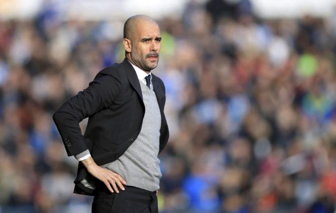 Pep Guardiola je pre Manchester City dôležitý, úspešný tréner predĺžil zmluvu