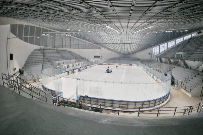 Prešov ukončil rozsiahlu rekonštrukciu zimného štadióna, mesto investovalo milióny eur