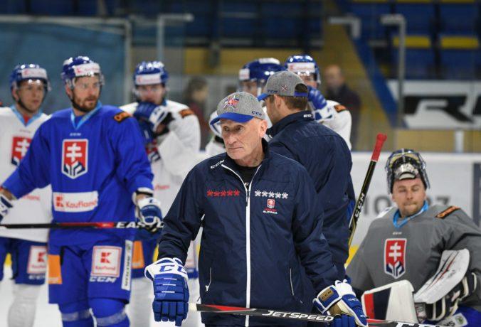 Slovenská hokejová reprezentácia nezačne sezónu ani v decembri, koronavírus zrušil aj Švajčiarsky pohár