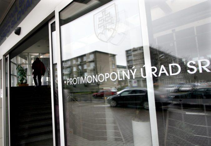 Protimonopolný úrad potrestal podnikateľov, za kartelovú dohodu musia zaplatiť vyše 400-tisíc eur