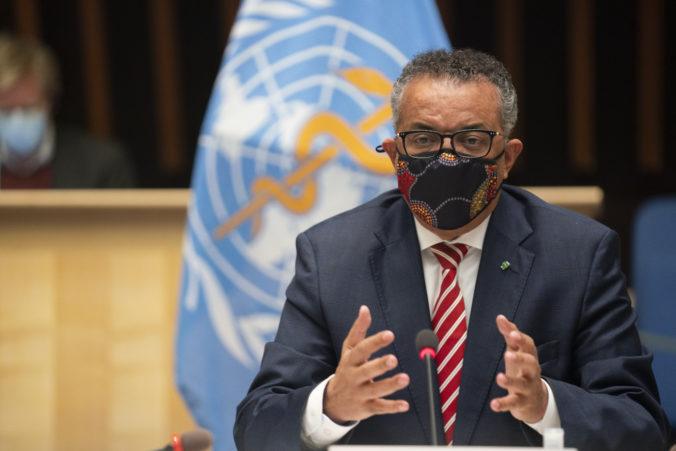 Šéf WHO poprel obvinenia etiópskej vlády, že podporuje rebelov v regióne Tigray