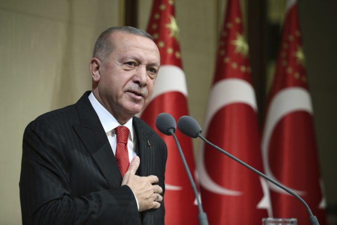 Erdogan vyhlásil, že Turecko sa považuje za súčasť Európy a nabáda na užšiu spoluprácu