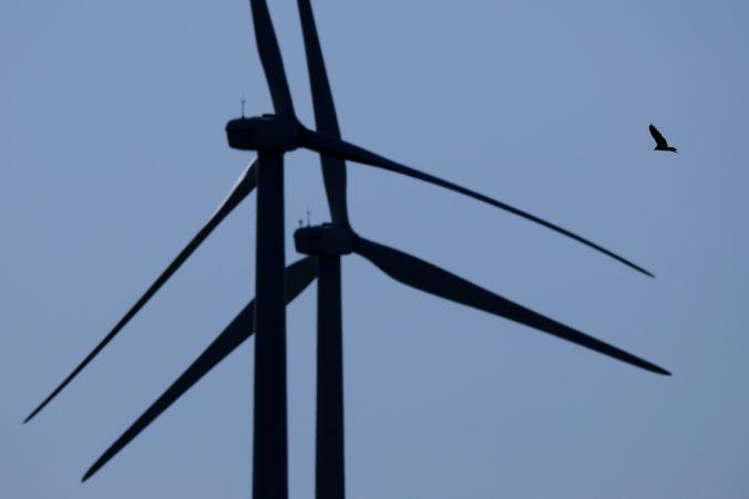 V arktickej časti Švédska sa zrútila obrovská veterná turbína, spôsobil to silný vietor