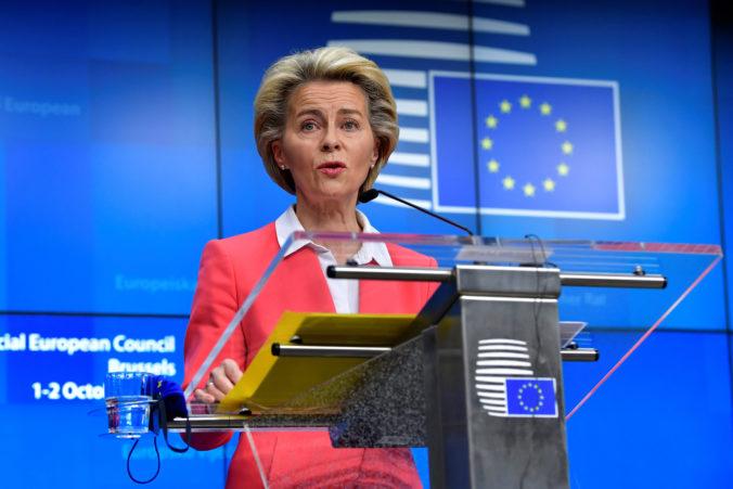 Šéfka eurokomisie odporúča Poľsku a Maďarsku, aby sa obrátili na Súdny dvor Európskej únie