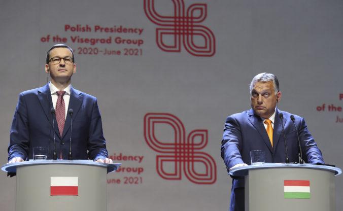 Poľsko a Maďarsko naďalej nesúhlasia s návrhom rozpočtu EÚ, trvajú na jednej podmienke