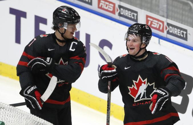 """V tíme kanadskej """"dvadsiatky"""" šarapatí koronavírus, hokejisti prerušili prípravu na šampionát"""