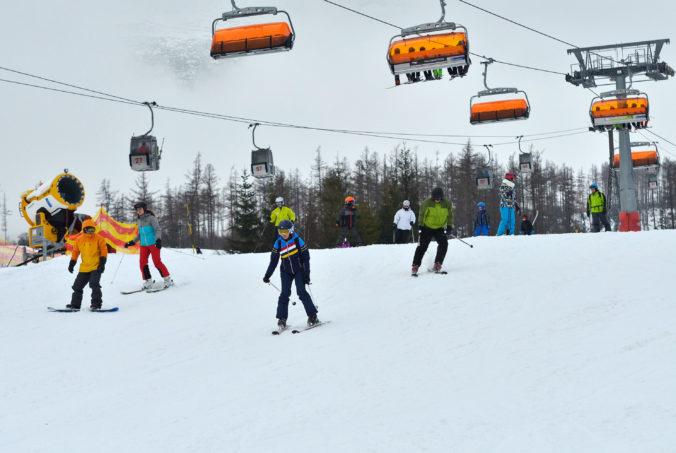 Koronavírus sa počas lyžovanie zrejme nebude šíriť, riziko však predstavujú strediská aj vleky