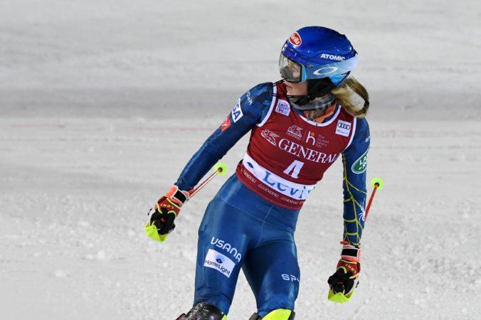 Mikaela Shiffrinová vynechá aj preteky v St. Moritzi, sústredí sa na technické disciplíny