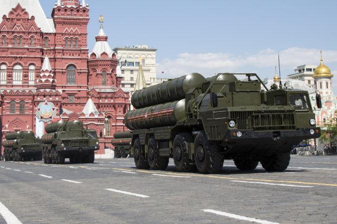 Rusko rozmiestnilo protilietadlové strely na Kurilských ostrovoch, o ktoré sa sporí s Japonskom