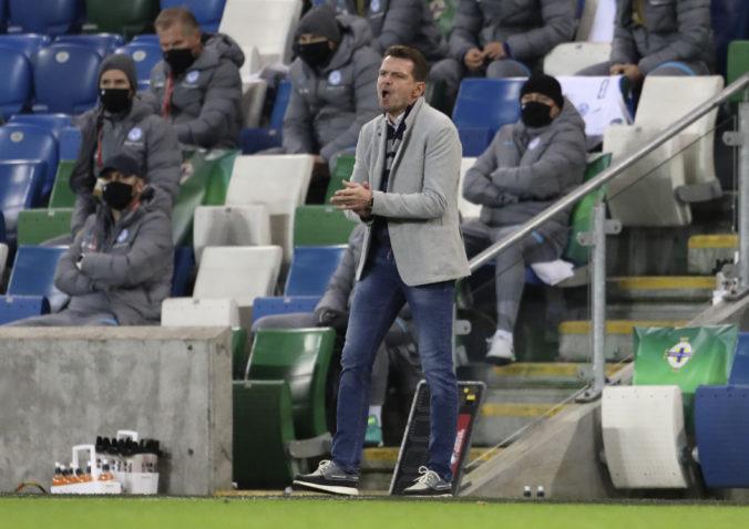 Štefan Tarkovič bude trénerom slovenskej futbalovej reprezentácie aj na Euro 2021